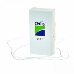 100x Cedis OtoFloss mini nitě na čištění sluchadla