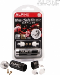 Alpine MusicSafe Classic SNR 17+18 dB 1 pár