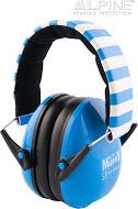 Alpine Muffy Blue dětská ochranná sluchátka -25 dB