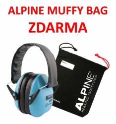 Alpine Muffy School dětské chrániče sluchu -25 dB