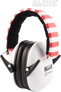 Alpine Muffy White dětská ochranná sluchátka -25dB