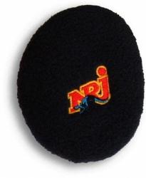 Samodržící klapky na uši vel. M Earbags logo NRJ