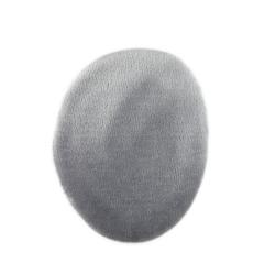 Samodržící klapky na uši vel. S Earbags samet šedé