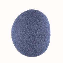 Samodržící klapky na uši vel. S Earbags modrošedé