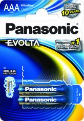 Baterie AAA Panasonic Evolta LR03EGE/2BP