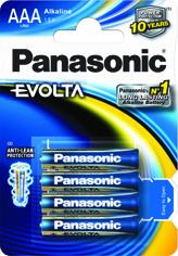 Baterie AAA Panasonic Evolta LR03EGE/4BP