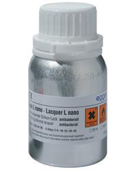 Nano lak - antibakteriální úprava individuální otoplastiky / 1 ucho