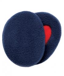 Samodržící klapky na uši vel. L Earbags nám. modré