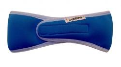Neoprenová čelenka 43DOM DOSPĚLÝ 50-60cm modrá