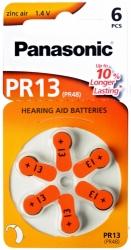 Baterie do sluchadel Panasonic PR13(48)/6LB