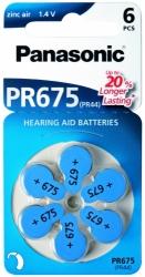 Baterie do sluchadel Panasonic PR675(44H)/6LB