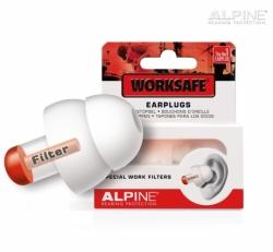 Chrániče sluchu Alpine WorkSafe 2014 -18 dB 1 pár