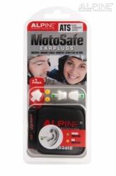 Alpine MotoSafe špunty do uší na motorku - 1 pár