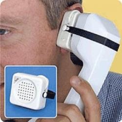 Telepal zesilovač telefonu pro sluchově postižené