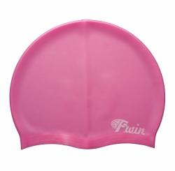 Silikonová plavecká koupací čepice pro dospělé