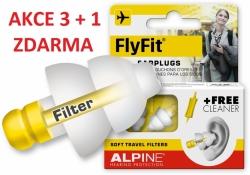 Alpine FlyFit špunty do uší do letadla -17dB 3+1