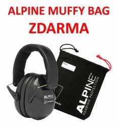 Alpine MusicSafe sluchátka pro bubeníky -25 dB