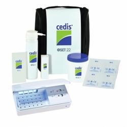 Cedis Care Bag+UV vysoušeč sluchadla e30.DUS