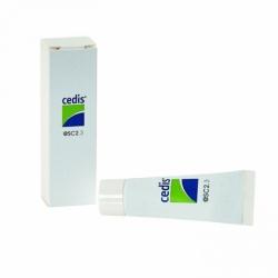 Cedis gel lubrikant na ušní tvarovky+špunty do uší