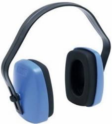 Mušlový chránič LASOGARD LAS 3001 -23 dB modrý