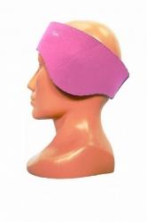 Neoprenová čelenka na obvod hlavy 56+/-1cm růžová