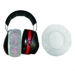 2 x ochranný návlek na sluchátka a chrániče 9 cm