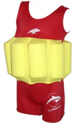 Konfidence plovací obleček s plováky vel. 1-2 roky
