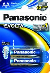 Baterie AA Panasonic Evolta LR6EGE/2BP