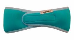 Neoprenová čelenka 43DOM DOSPĚLÝ 50-60cm tyrkysová