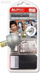 Alpine MusicSafe Pro Silver SNR 14,17+18 dB 1 pár