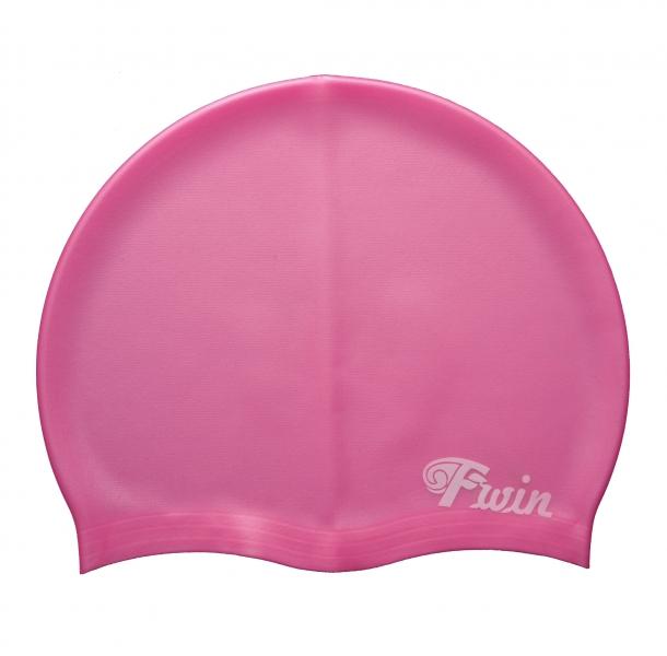 c26158555b2 Silikonová plavecká koupací čepice pro dospělé